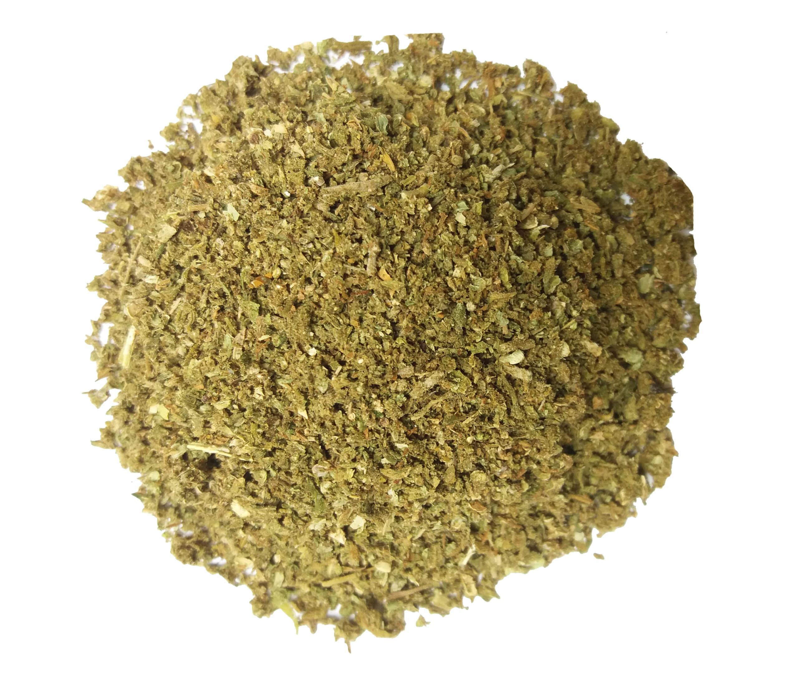 Hemp biomass